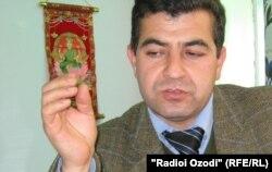 Дилшод Раҳимов, фолклоршиноси тоҷик