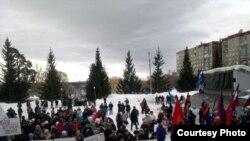 """Фото - ОД """"За права рабочих"""""""