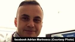 """Adrian Marinescu, medic primar boli infecțioase la spitalul """"Matei Balș"""""""