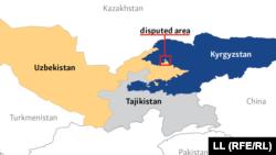 Кыргыз-өзбек чек ара сүйлөшүүлөрүнүн тарыхы