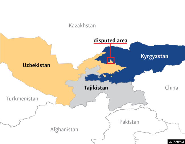 Uzbekistan kyrgyzstan deploy troops in dispute over border mountain csto involvement gumiabroncs Choice Image