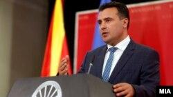 Kryeministri maqedonas, Zoran Zaev.