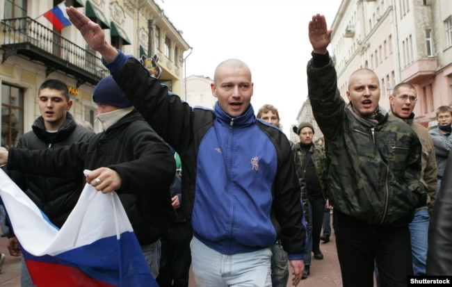 Современные российские неонацисты