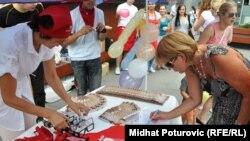 Босна - кампања наречена 101 причина да гласате за жена на изборите