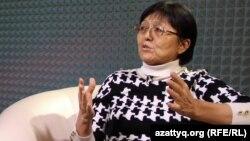 Анна Кудиярова, президент Казахстанской ассоциации психоаналитиков.