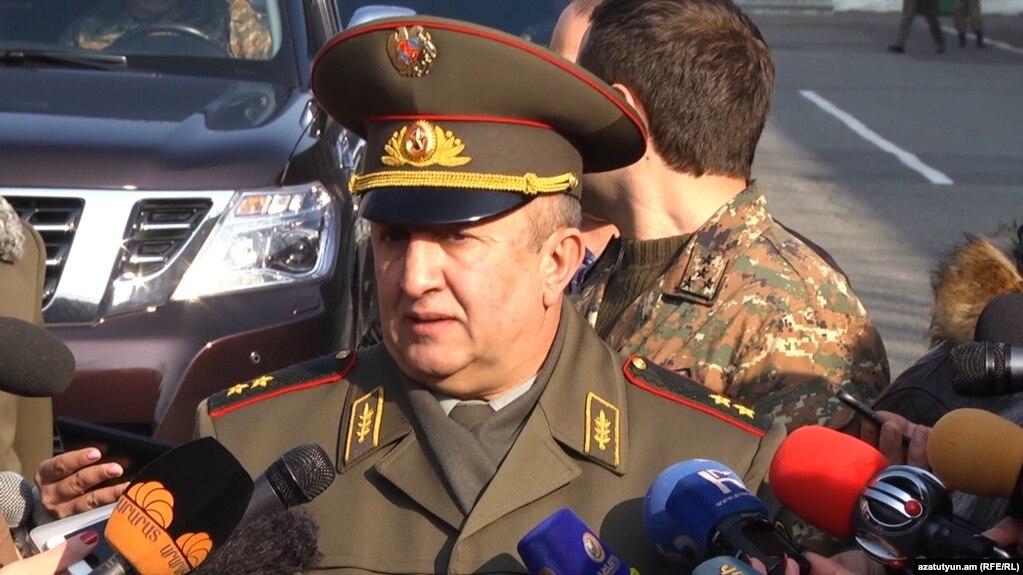Мовсес Акопян: Я военный и выполнял приказ