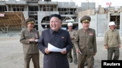 Kim Jong Un - foto arkivi