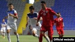 Tajikistan/Kazakhstan, Tajikistan national youth football team at Kazakhstan presidential Cup,24June2015