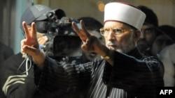 Islamic preacher Muhammad Tahir-ul-Qadri