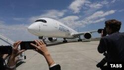 """""""ВСМПО-Ависма"""" - крупнейший поставшик титана для мировой авиастроительной промышленности"""