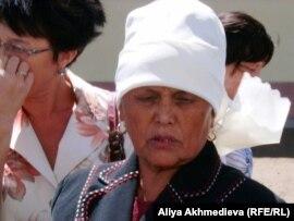Қызылағаш тұрғыны. Алматы облысы, 27 шілде 2010 жыл