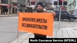 """Учредитель газеты """"Черновик"""" Магди Камалов"""