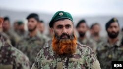 """Getting the Afghan army, the most credible institution in the country, into the field among the population is necessary to recapture and secure important territory, help serve as a watchdog for good local governance and check predatory actors."""