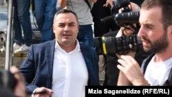 Судья Арсен Калатозишвили