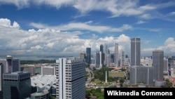 Сингапур шаары