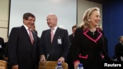 Состанокот на земјите членки на НАТО во Брисел