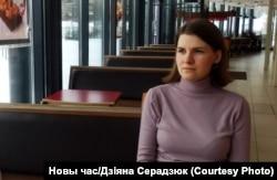 Вольга Севярынец