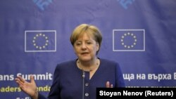 د جرمني وزیراعظمه انګیلا میرکل