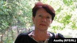 Шәфика Абдураманова