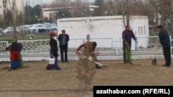 Illýustrasiýa suraty. Türkmenistan.