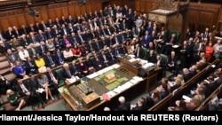 Sjednica Parlamenta Velike Britanije, London