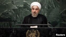 حسن روحانی، رئیس جمهور ایران، سال گذشته نیز در مجمع عمومی سازمان ملل به ایراد سخنرانی پرداخت