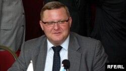 ATƏT-in Bakı ofisinin Almaniyadan olan polis eksperti Marko Kubni