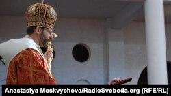 Глава Української греко-католицької церкви блаженніший Святослав