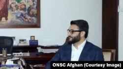 حمدالله محبمشاور امنیت ملی افغانستان