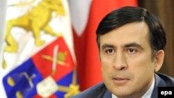 Михаил Саакашвили. Август 2008