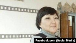 Алтынай Темирова.
