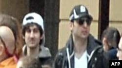 Բոստոնի ահաբեկչությունն իրականացնելու մեջ կասկածվող Ցարնաեւ եղբայրները մարաթոնից առաջ, արխիվ