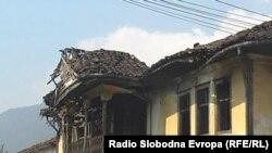 Стара архитектура во Тетово