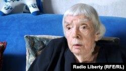 Людмила Алексеева, председатель Московской Хельсинкской группы.