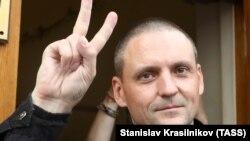 """რუსეთის """"მემარცხენე ფრონტის"""" ყოფილი ლიდერი სერგეი უდალცოვი"""