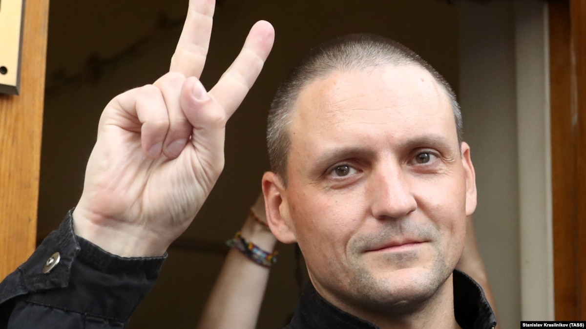 Sergei Udaltsov: Opposition wants to hold a march against the executioners on June 12, the application to the mayor's office was filed on 05/28/2013 3