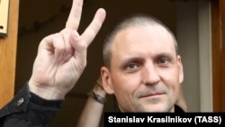 Sergei Udaltsov confronts a fractured political environment that is much changed from the one he helped shape in 2012.