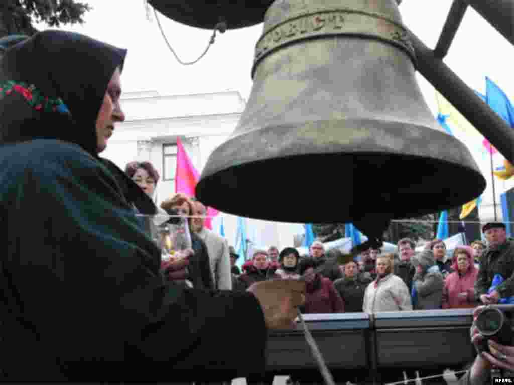 Майдан Незалежности, 7 апреля 2007