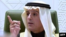 Сауд Арабиясының сыртқы істер министрі Адель әл-Джубейр.