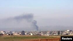 مناطق اطراف موصل که صحنه درگیری میان حکومت اسلامی و پیشمرگههای کرد است