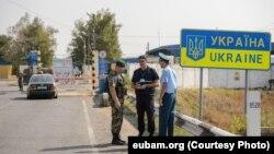 На українському кордоні, ілюстраційне фото