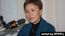Gulnara Derbisheva