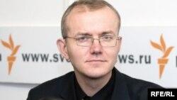 """Член """"Справедливой России"""" Олег Шеин"""