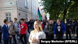 Митинг в Петрозаводске