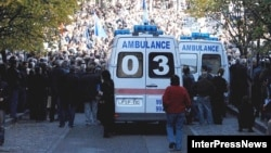 Согласно решению тбилисских властей, служба скорой помощи меняет правовой статус