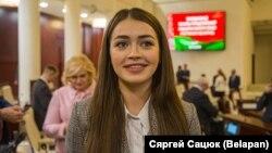 Дэпутатка Марыя Васілевіч