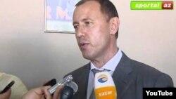 Әзербайжан халықаралық банкінің бұрынғы басшысы Жахангир Хаджиев