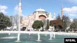 Аја Софија во Истанбул
