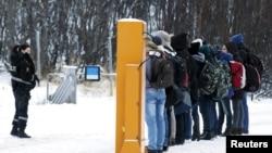 Ռուսաստան-Նորվեգիա սահման, Սթուրսկուգ անցակետ