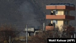 Наслідки одного з попередніх нападів у Кабулі